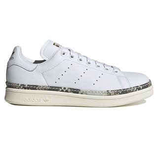 adidas Originals White Stan Smith New Bold Shoes