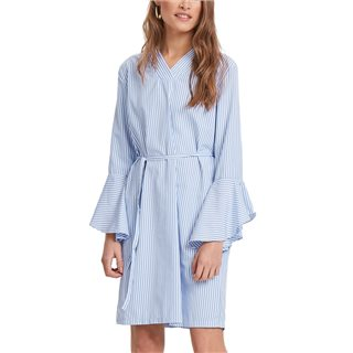 ICHI Skyway Mette Shirt Dress