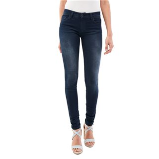 Salsa Jeans Dark Blue Wonder Push Up Skinny Jeans