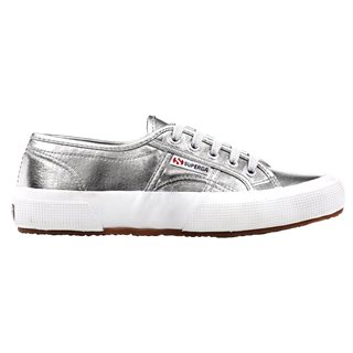 Superga Grey Silver 2750 Cotmetu Trainer