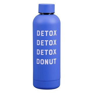 Wild and Wolf Yes Studio Detox Donut Waterbottle