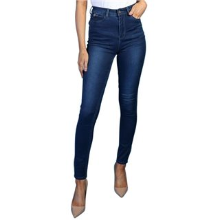 Rant & Rave Blue Ada Super High Rise Jeans