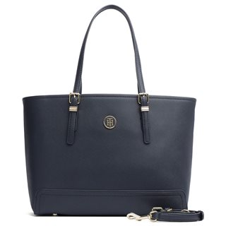 Tommy Accessories Navy Honey Tote Bag