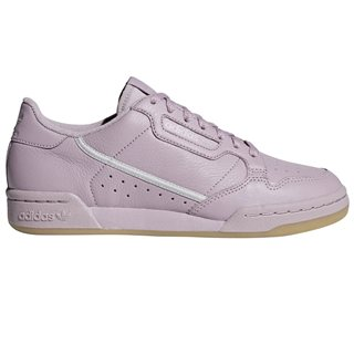 adidas Originals Purple Continental 80 Trainers