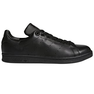 adidas Originals Core Black Stan Smith Trainers