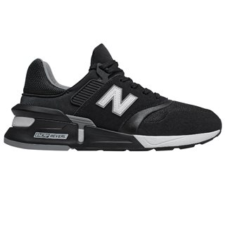 New Balance Black 997 Trainer
