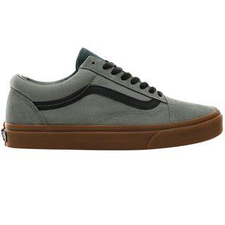 Vans Footwear Trekking Green Gum Old Skool Trainers