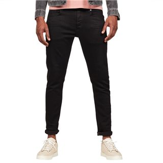 G-Star Pitch Black 3301 Slim Fit Jeans