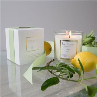 Eau Lovely Eau So Fabulous Freesia Candle