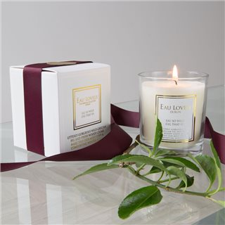Eau Lovely Eau So Wild Fig Candle
