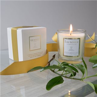Eau Lovely Eau So Lovely Lemongrass And Ginger Candle