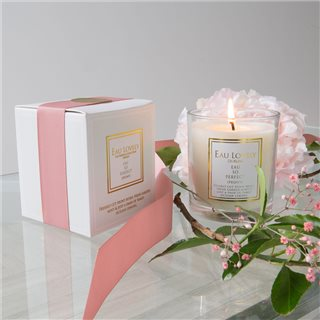 Eau Lovely Eau So Perfect Peony Candle
