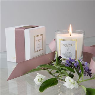 Eau Lovely Eau So Relaxed Candle