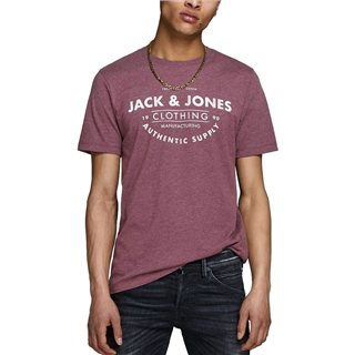 Jack & Jones Essentials Port Royale Front Logo T-Shirt
