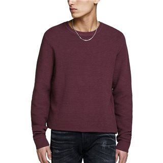 Jack & Jones Essentials Port Royale Plain Knitted Pullover