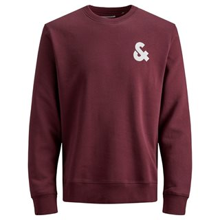 Jack & Jones Essentials Port Royale Logo Sweatshirt