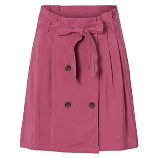 Vero Moda Hawthorn Rose High Waist Mini Skirt