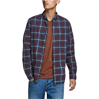 Jack & Jones Essentials Port Royale Checked Shirt