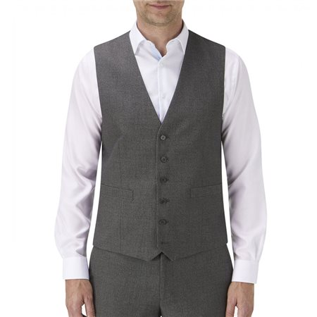 we Mighty Ruckus  Skopes Grey Harcourt Suit Waistcoat Evolveclothing.com