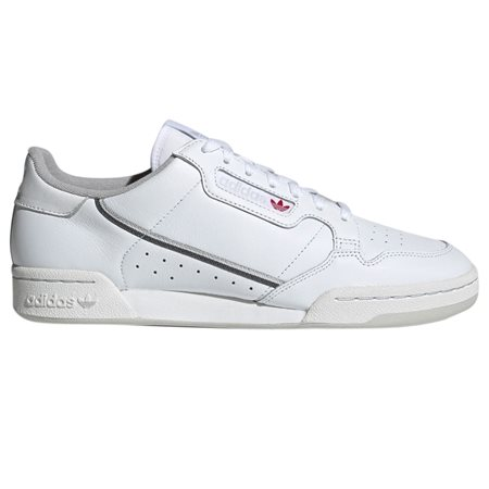 Cloud White / Grey Continental 80 Trainers - 7
