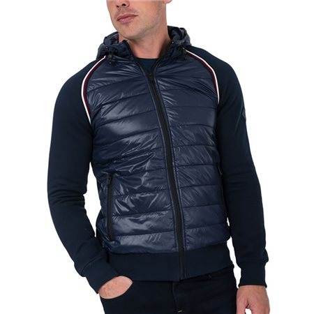 Tommy Bowe XV Kings Marine Shine Darwin Padded Jacket  - Click to view a larger image