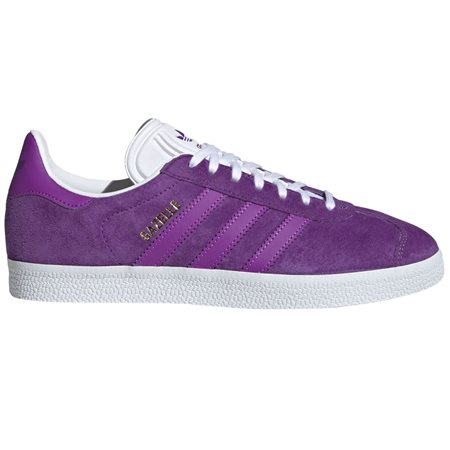 adidas Originals Purple Gazelle Trainers  - Click to view a larger image