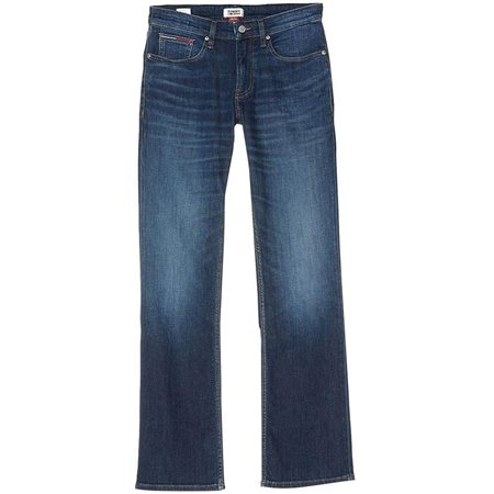 Tommy Jeans Blue Ryan Bootcut Jeans  - Click to view a larger image