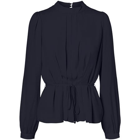 Vero Moda Jessica Long Sleeve Top  - Click to view a larger image