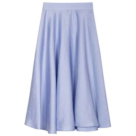 FRNCH Paris Blue Edina Skirt  - Click to view a larger image