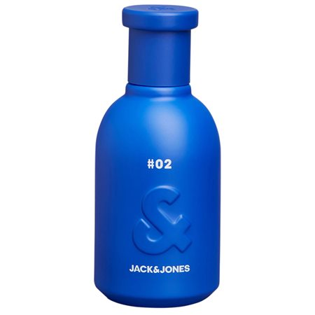 Jack And Jones Accessories 75ml #02 Eau De Toilette  - Click to view a larger image
