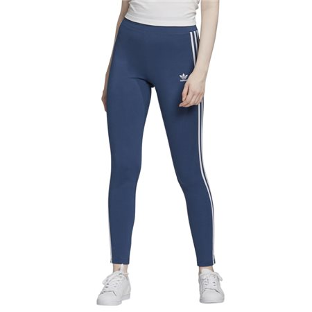adidas Originals Marine Adicolor 3-Stripes Leggings  - Click to view a larger image