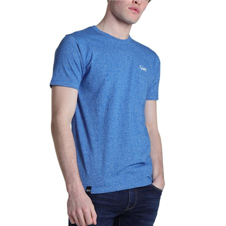 Diesel Nautical Blue Matt T-Shirt  - Click to view a larger image