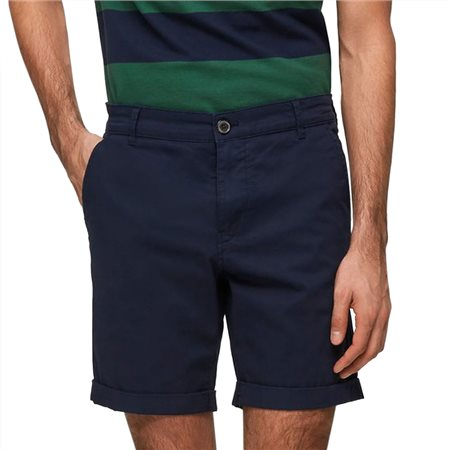Selected Homme Slhparis Regular Fit Chino Shorts  - Click to view a larger image