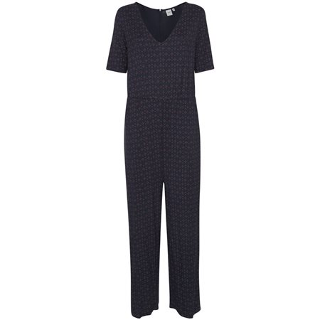 ICHI Total Eclipse Lisa Jumpsuit  - Click to view a larger image