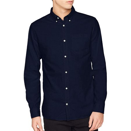 Jack & Jones Essentials Slim Fit Oxford Shirt  - Click to view a larger image