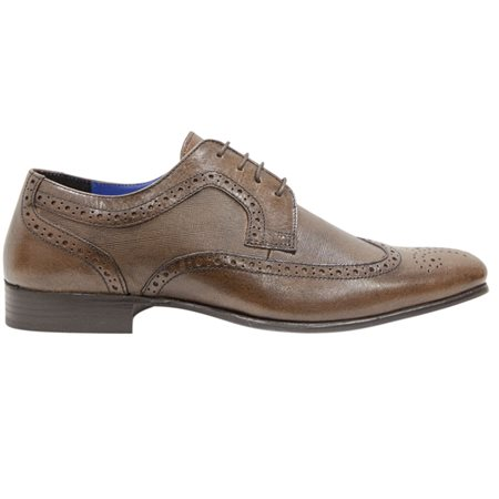 Red Tape Brown Dublin Brogue  - Click to view a larger image