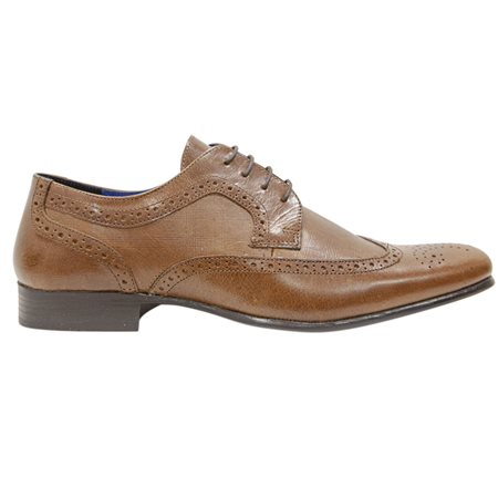 Red Tape Tan Dublin Brogue  - Click to view a larger image