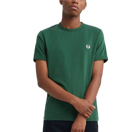 Fred Perry Ivy Ringer T-Shirt  - Click to view a larger image