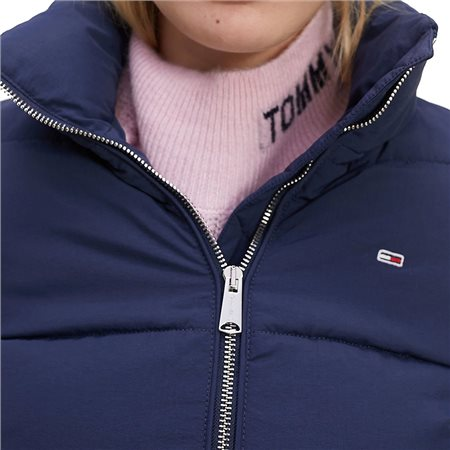Tommy Hilfiger Twilight Navy Recycled Nylon Down Jacket 3