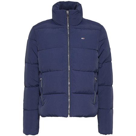 Tommy Hilfiger Twilight Navy Recycled Nylon Down Jacket 4