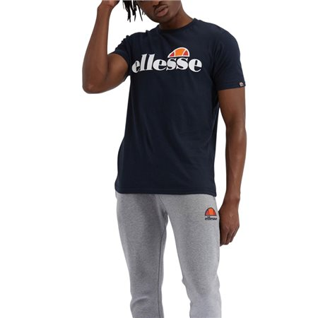 Ellesse Navy Prado T-Shirt  - Click to view a larger image
