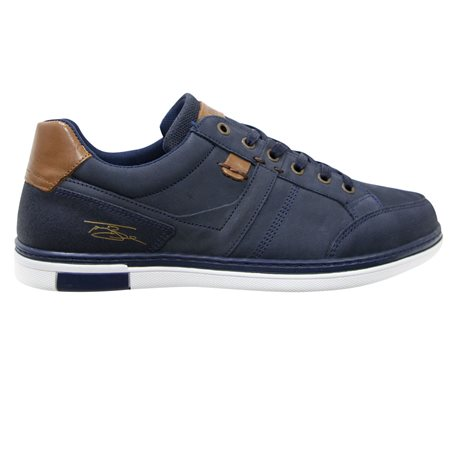 Tommy Bowe LLoyd & Pryce Deep Ocean French Trainers  - Click to view a larger image