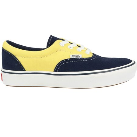 Vans Footwear Dress Blue Comfycush Era Trainers  - Click to view a larger image