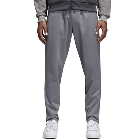 adidas Originals Grey Heather Training Track Bottoms  - Click to view a larger image