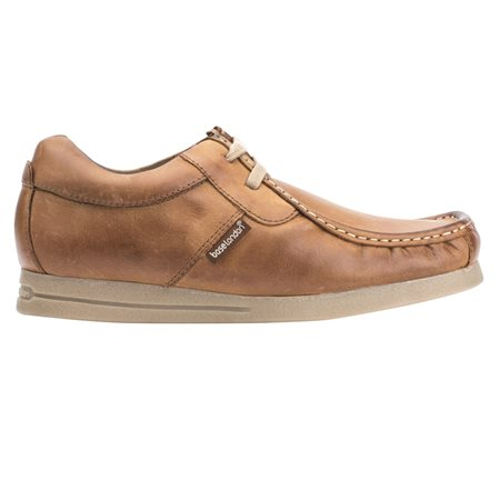 Base London Tan Storm Casual Shoe  - Click to view a larger image