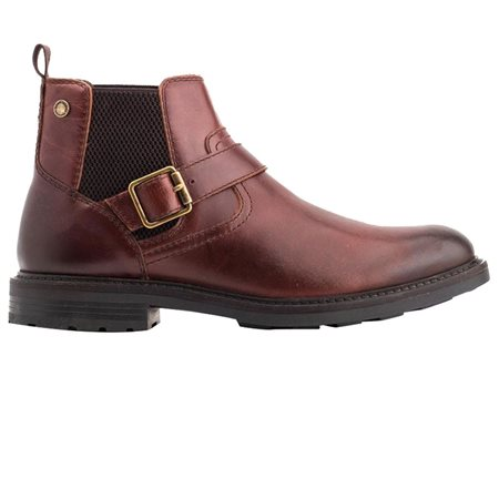 Base London Morrow Boot Brown  - Click to view a larger image