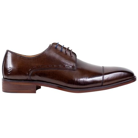 Benetti Dark Brown Arthur Dress Shoe  - Click to view a larger image