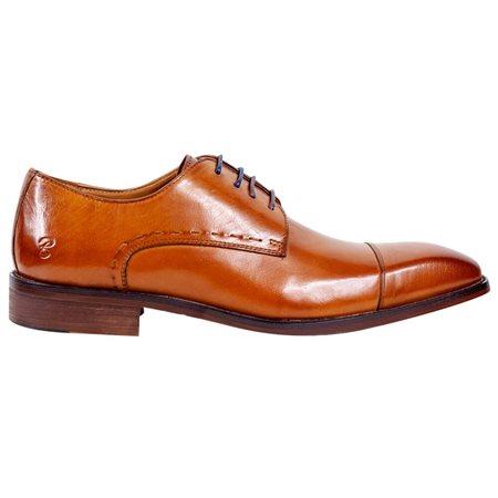 Benetti Tan Arthur Dress Shoe  - Click to view a larger image