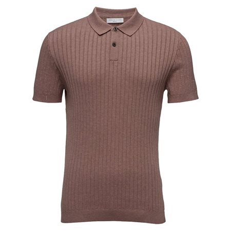 Selected Homme Coy Knitted Polo  - Click to view a larger image