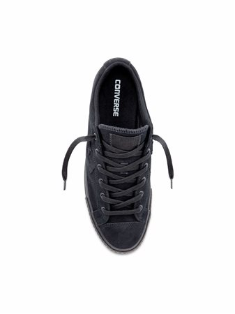 6764731d1f3e Converse Star Player Suede Ox Black